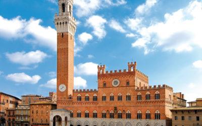 El palacio publico de Siena