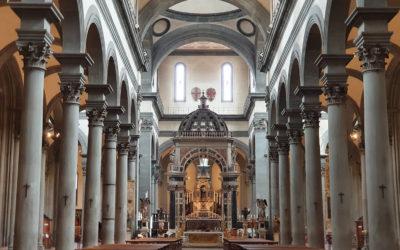 Iglesias gratuitas en Florencia