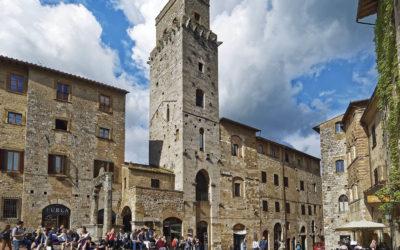 Descubriendo San Gimignano
